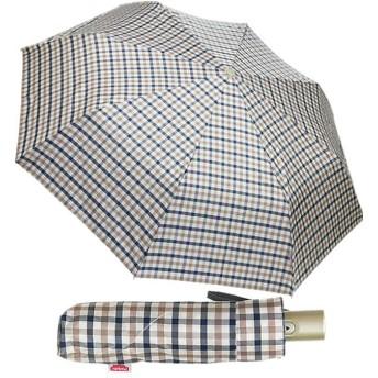 (レインボー) rainbow イタリア ミラノ 老舗傘ブランド 折りたたみ傘 ワンタッチ 自動開閉 チェック柄(全7色)