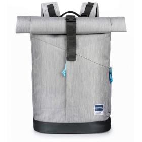 (バッグスマート) BAGSMART リュック パソコンリュック 大容量 多機能 15.6インチPC収納可 通学 旅行 撥水