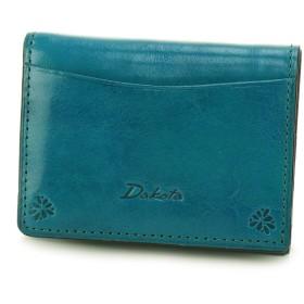 [ダコタ] 三つ折り財布 本革 バンビーナ 0036121 レディース ブルー DA-36121-65