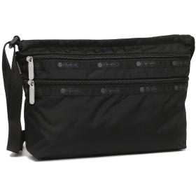 レスポートサック バッグ LESPORTSAC 3352 5982 CLASSIC QUINN BAG レディース ショルダーバッグ 無地 BLACK 黒 [並行輸入品]