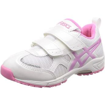 [アシックス スクスク] 運動靴 TIARAMINI MG 4 キッズ ホワイト/ピンク 21.0 cm