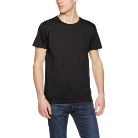 [トラス] Tシャツ SFT-106 メンズ ブラック 日本 M-(日本サイズM相当)