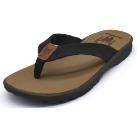 [KuaiLu] カイロク ビーチサンダル レディース 痛くない 歩きやすい 滑り止め