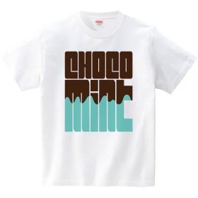 [itaxes] CHOCO MINT(Tシャツ・ホワイト)(Sサイズ) (フォーヴァ)