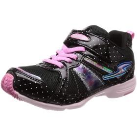 [スーパースター] 運動靴 マジック 幅広 19-24.5cm(0.5cm有) 3E キッズ 女の子 SS J847 ブラック 21.0 cm