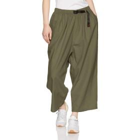 [グラミチ] ロングパンツ LINEN COTTON BALOON PANTS レディース OLIVE 日本 M (日本サイズM相当)