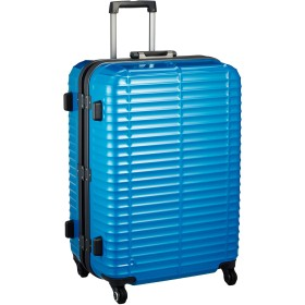 [プロテカ] スーツケース 日本製 ストラタムLTD 保証付 95L 66 cm 5.4kg スカイブルー