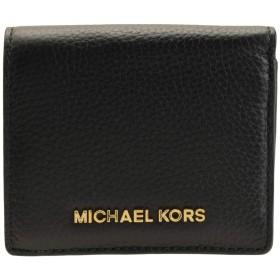 [マイケル マイケルコース] MICHAEL MICHAEL KORS 財布 折財布 二つ折り レザー アウトレット 35h8gtvd2l [並行輸入品]