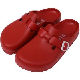 (ビルケンシュトック) BIRKENSTOCK『EVA BOSTON』(Red) (レディース/メンズ) (39/ 25cm~25.5cm, Red)
