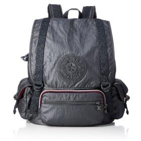 [キプリング] Amazon公式 正規品 JOETSU リュック K12756 Mistic Grey