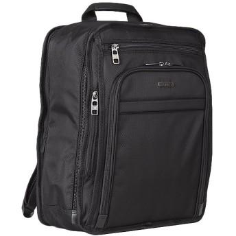 カバンのセレクション 通勤 リュック メンズ ビジネスリュック 2気室 クラッチバッグ付 PC収納 B4 BERMAS バーマス FUNCTION GEAR PLUS 60441 ユニセックス ブラック フリー 【Bag & Luggage SELECTION】