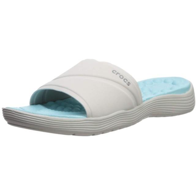 crocs クロックス シャワーサンダル reviva slide w 205474