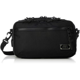 [アッソブ] ショルダーバッグ 061314 EXCLUSIVE BALLISTIC NYLON MINI SHOLDER 01 BLACK