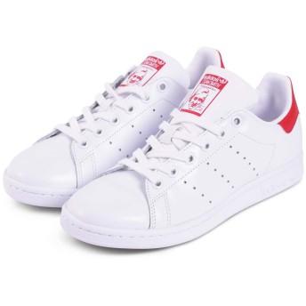 adidas(アディダス) スタンスミス M20326 Running White/Collegiate Red (ホワイト×レッド) 27.0cm
