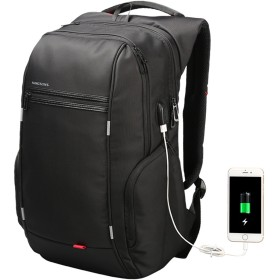 バックパック、USB充電インターフェイスカジュアルファッションバックパック、
