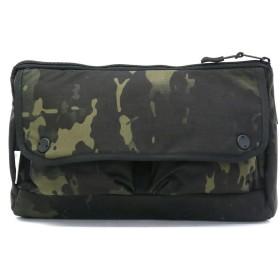 [ディスパッチ]DSPTCH ウエストバッグ WAIST BAG 73019 ブラックカモ