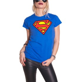 Superman T Shirt Shield Logo