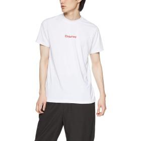 [エレメント] [メンズ] 半袖 プリント Tシャツ (吸汗速乾素材)[ AJ021-314 / MINI BASIC SS TEE ] おしゃれ UVカット WHT_ホワイト US XL (日本サイズXL相当)