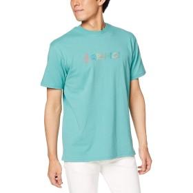 [グラミチ] Tシャツ RAINBOW LOGO TEE MINT 日本 L (日本サイズL相当)