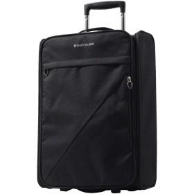 ブラック/MS-1063R3(折りたたみスーツケース) キャリーバッグ リュック ソフト 機内持ち込み 超軽量 大容量