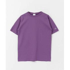 [アーバンリサーチ ドアーズ] tシャツ Champion T1011 US T-SHIRTS メンズ バイオレット M
