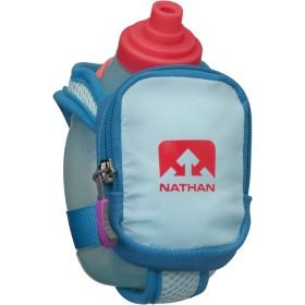 NATHAN(ネイサン) ランニングボトル クイックショットプラス 4836NLBD ブルードナウ ボトル容量 300mL