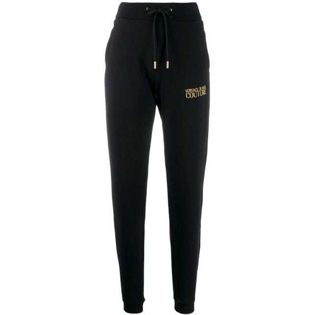 Versace Jeans Couture スリム スウェットパンツ - ブラック