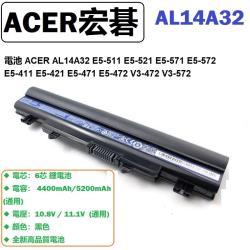 ACER ASPIRE E15電池 E5-511G-P7JU E5-511G-P5EV 電池 6芯