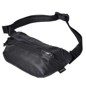 [VIVA-ILL] コーデュラー ボディバッグ メンズ ショルダーバッグ ウエストバッグ ミニバッグ 撥水 防水 黒 レディース