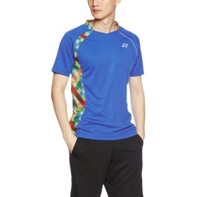 (ヨネックス)YONEX ソフトテニスウェア シャツ(フィットスタイル) 10223 [ユニセックス] 10223 786 ブラストブルー SS