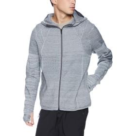 [スノーピーク] ホールガーメントニットジャケット WG Knit Jacket スポーツ グレー 日本 L (日本サイズL相当)