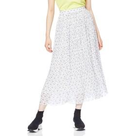 [ウィゴー] WEGO シフォン プリーツ ロング スカート F フリー サイズ 柄10 レディース