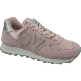 [ニューバランス] New Balance - WL574OPS [並行輸入品] - WL574OPS - Color: ピンク - Size: 25.5