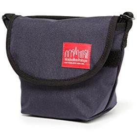 [マンハッタンポーテージ] 正規品【公式】 Mini Nylon Messenger Bag メッセンジャーバッグ MP7604 Dark Navy