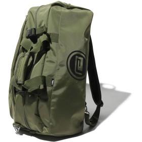 (リバーサル) REVERSAL rvddw 3WAY BAG (BAG)(rv18ss049-OL) バッグ 鞄 リュック デイパック 国内正規品 F オリーブ