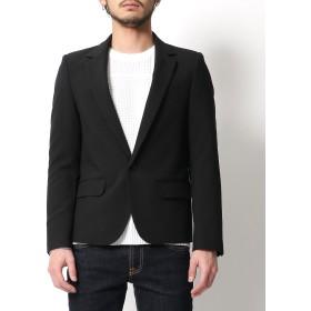 [ロッキーモンロー] テーラードジャケット メンズ 無地 ブレザー 日本製 国産