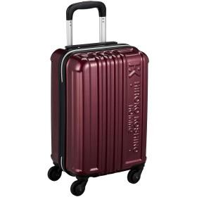 [ヒロコ コシノ オム] スーツケース 日帰り~2泊対応 TSAロック付き 26L 42 cm 2.3kg バーガンディ