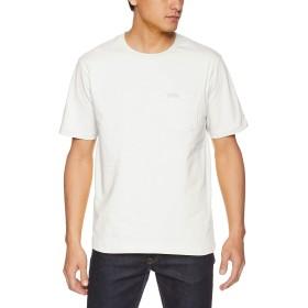 [エーグル] CUT&SEWN [公式] DFTポケットTシャツ半袖 メンズ ホワイト 日本 00L (日本サイズL相当)