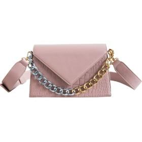 Rayiisuy レディース ショルダーバッグ 通勤バッグ レディース 鞄女性用通勤 ビジネス 入学式 誕生日プレゼント大容量 防水 (ピンク)