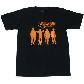 (BROADWAY)映画Tシャツ 時計仕掛けのオレンジ ドルーグ 半袖 メンズ [並行輸入品]