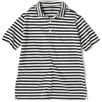[シップスジェットブルー] ポロシャツ 半袖 Tシャツ メンズ 122210034 ブルー3 日本 M-(日本サイズM相当)