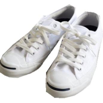 サイズ 4 1/2(23.5cm) WHITE [1R193/194/1CJ801/608] converse(コンバース) JACK PURCELL ジャックパーセル/レディーススニーカー