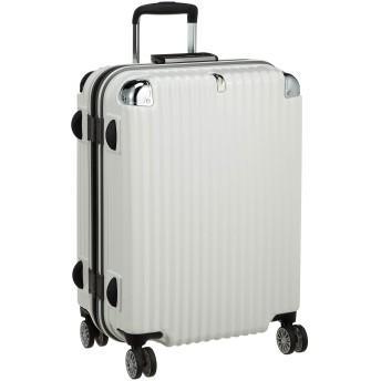 [トラベリスト] スーツケース ハード ストリーク 無料預入 大容量 76-20310 61L 62.5 cm 4.4kg ホワイト