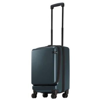 カバンのセレクション エース コーナーストーンZ スーツケース 機内持ち込み フロントオープン 軽量 Sサイズ 36L ace. TOKYO/06235 ユニセックス ネイビー フリー 【Bag & Luggage SELECTION】