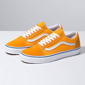 [(バンズ)Vans] ユニセックススケート靴・スニーカー Old Skool オールドスクール Zinnia/True White ジニア/ホワイト M:8.5, W:10 (メンズ26.5cm, レディース27cm) [並行輸入品]