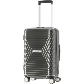 [サムソナイト] スーツケース キャリーケース アストラ スピナー 55/20 エキスパンダブル 機内持ち込み可 保証付 33L 55 cm 3.1kg グレー