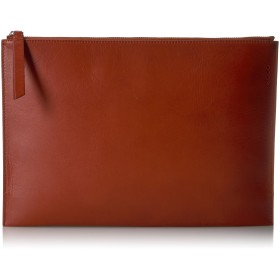 [エコー] Sculptured Day Clutch SCULPTURED RED CLAY