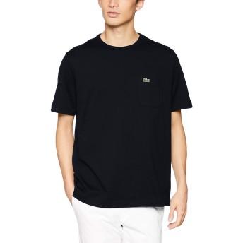 [ラコステ] Tシャツ(半袖) メンズ TH633EM ブラック EU 005 (日本サイズXL相当)