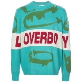 Charles Jeffrey Loverboy Little Sillies セーター - グリーン