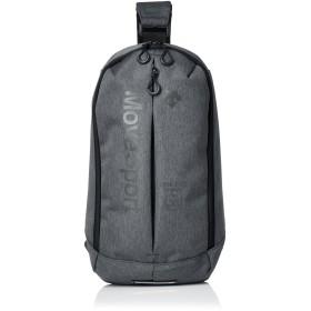 [デサント] ショルダーバッグ 杢 DMALJA08 グレーモク One Size
